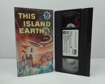 This Island Earth VHS Tape