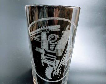 Etched Claptrap or Hyperion Glasses