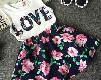 With Love 2-Piece Toddler Set