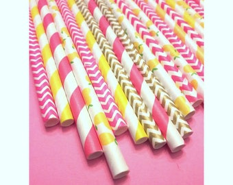 Pink Lemonade Theme. Lemonade. Lemonade Party. Lemonade Birthday. Pink Lemonade Theme. Lemonade Straws. Lemonade Decorations
