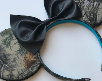 Camouflage Mouse Ears