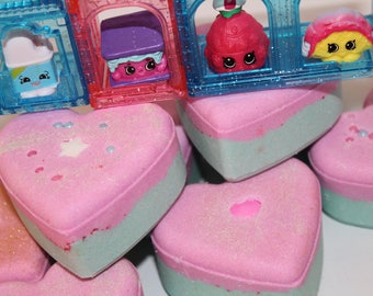 Shopkins Bath Bombs / Shopkins / Bath Bombs / Toy Shopkins