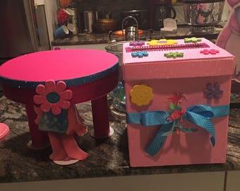 1 cake stand