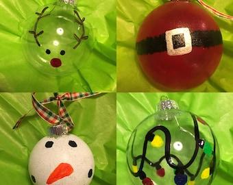 79 - Holiday ornaments