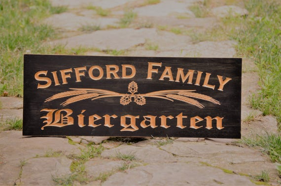 Beer Gifts Beer Sign Beer Brewing Gifts Craft Beer Gifts for Couples Custom Bar Beer Gifts for Men Outdoor Bar Sign Beer Gifts Beer Lovers