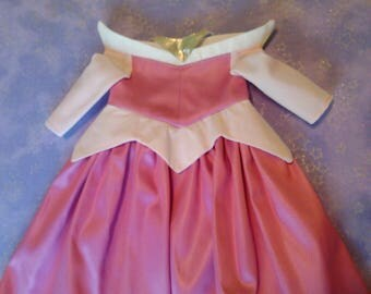 Sleeping Beauty dress for American Girl and My Generation doll