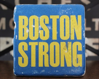 Boston Strong Coaster