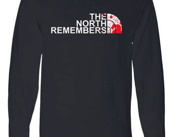 The North Remembers - Long Sleeve Shirt