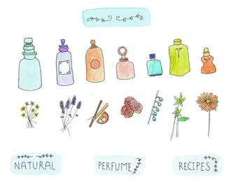 Natural Perfume Recipes