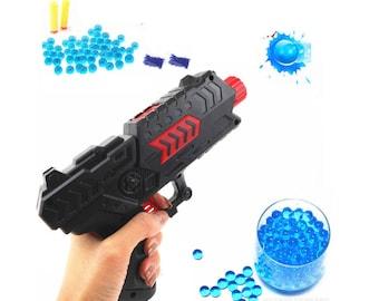 Orbeez or Soft (nerf like) Gun