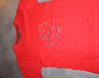 "T-shirt boy ""Doggie"" theme"