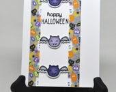 Happy Halloween (Bats)