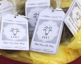 Raw goats milk soap