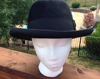 Biltmore Canadian Peluche Homburg Men's Fedora style Hat