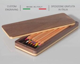 Birthday Gift For Men, Gift Ideas For Him, Gift for Him, Birthday for Him, Personalized gift, Pencil Case Wood, Wooden Box, Pen Case