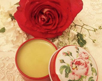 Rose Summer Solid Perfume