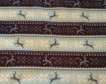 Winter Reindeer Pillowcase
