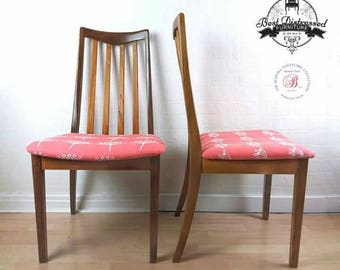 Dining Chairs, Pair of Dining Chairs, G Plan Dining Chairs