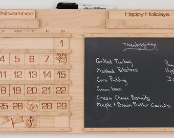 Perpetual Calendar - Contemporary