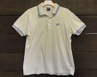 Vintage 1980s/80s Nike Polo Shirt