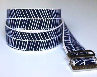 "High Quality Custom Gait Belt and Badge Reel ""The Maddox"""