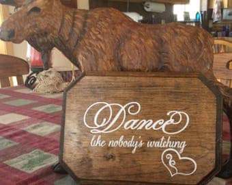 Hand Crafted Wood Signs