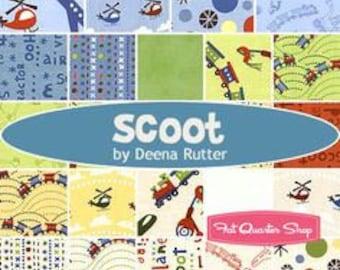 SCOOT by Deena Rutter for Riley Blake Fabric Bundles