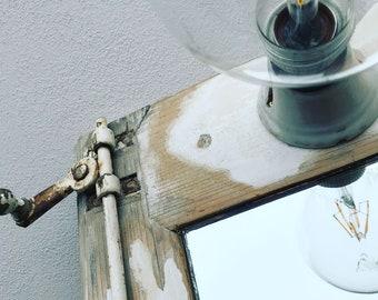 Mirror lamp