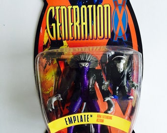 Generation X Emplate Action Figure