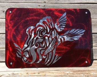 "20"" Trigger Fish"