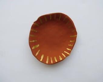 Stella // clay bowl