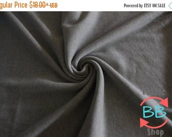 30% OFF Charcoal Bamboo Fabric, Charcoal Bamboo Fleece Fabric, Cloth Diaper Material, Bamboo Charcoal Fleece, 340gsm