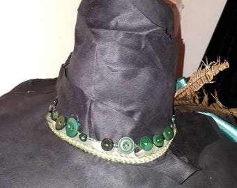 Professor mcgonagall cloak wand with hat and brooch