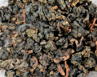 Organic Honey Nectar Oolong
