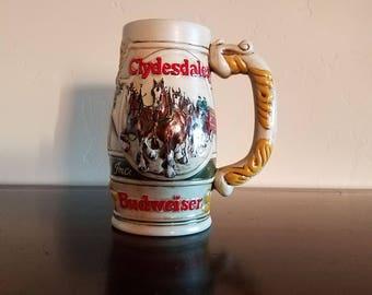 Anheuser Busch Stein - Wheatland