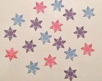 225 Snowflake Confetti Winter Confetti Birthday Confetti Frozen Confetti Shower Confetti Wedding Confetti  Birthday Girl Confetti Elsa