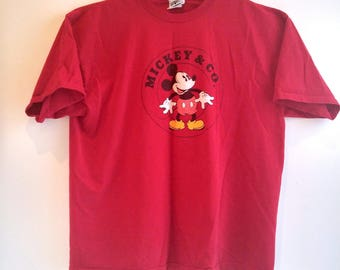 Mickey & Co - Vintage Mickey Mouse T-shirt