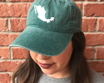 Mexico Hat- Green