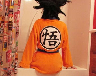 Dragon Ball Bathrobe