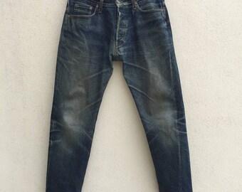Japanese Selvedge Denim Studio Dartisan Jeans