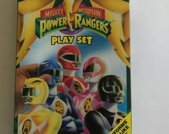 Mighty Morphin Power Rangers Colorforms No. 779 (1993)