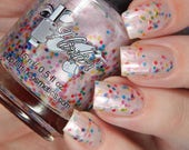 Nail polish - Indie polish, Birthday Cake Martini, 15 ml, 0.5 oz.