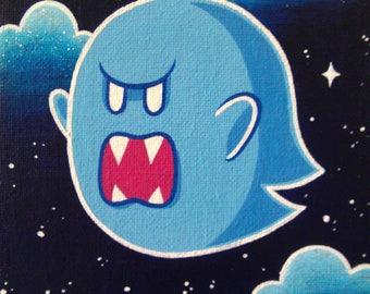 """Big Boo, 5x7"""""""