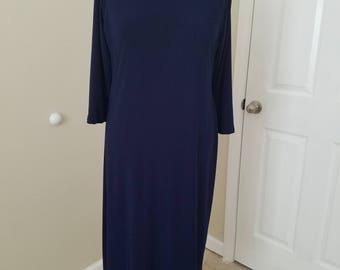 Ladies layering dress