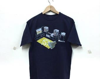 Rare!!! Freshjive Tshirt Streetwear Brand Hip Hop Skate
