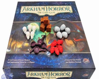 Arkham Horror LCG Game Gear : 3D Token Set