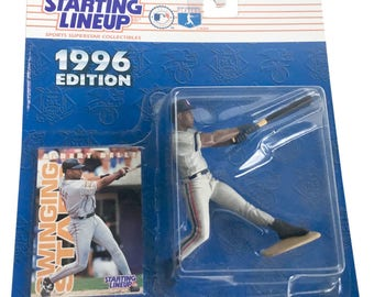 MLB Starting Lineup SLU Albert Belle Action Figure 1996 Kenner
