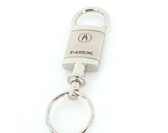 Acura NSX Keychain & Keyring - Valet