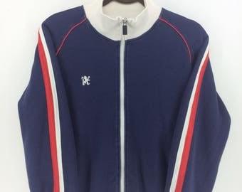 Vintage 90's Umbro Sport Classic Design Skate Sweat Shirt Sweater Varsity Jacket Size M #A843