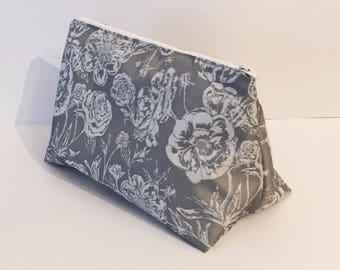 Handmade Large Washbag Waterproof Outside and Inside (free soap & glory product with each washbag)